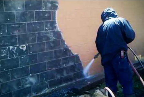 Wall Cleaning