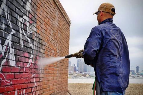 Graffiti Removal Dallas
