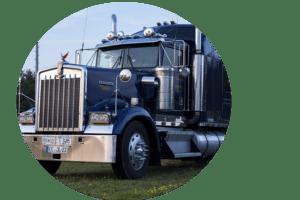 Dallas Truck Fleet Sandblasting